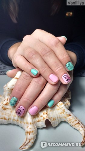 Гель-лак для ногтей Sisters Summer фото