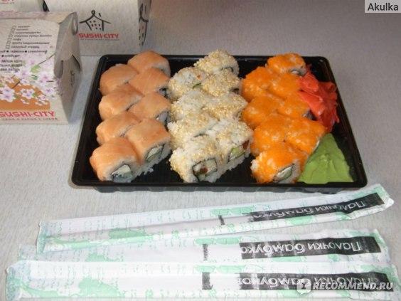 Суши-Сити / Sushi-City фото