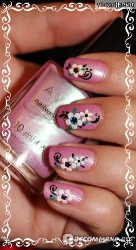 Лак для ногтей Avon Эксперт цвета Nailwear Рro+ фото