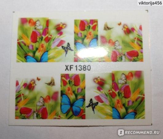 Наклейки для ногтей Aliexpress Водный слайдер-дизайн Buy 18set Get 6set Water transfer printing beauty flowers design stylish nail art sticker decal stickers on nails фото