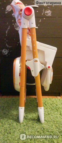 Стульчик для кормления Capella S-202 фото