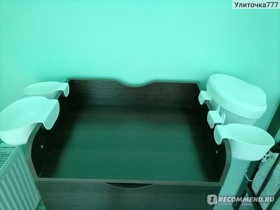 Органайзер на пеленатор IKEA ONSKLIG (301.992.83) фото