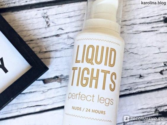 Жидкие колготки Helen Gold Liquid Tights фото