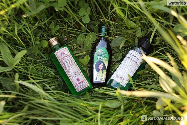 Масло для волос Dabur Amla Hair Oil ( Дабур ) Индия фото