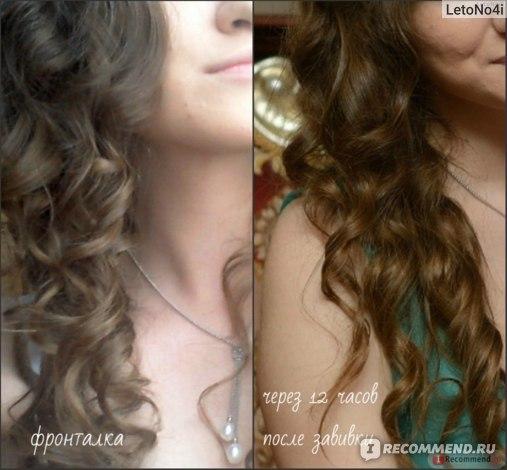Мусс для волос Wellaflex для горячей укладки фото