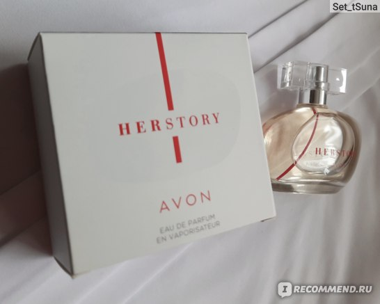 Avon Herstory фото