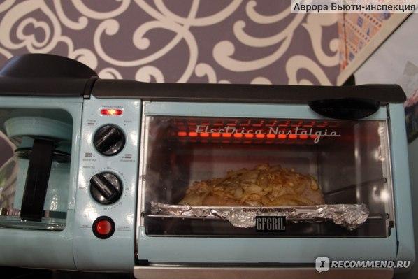 Электропечь GFgril GFBB-9 Breakfast Bar  фото