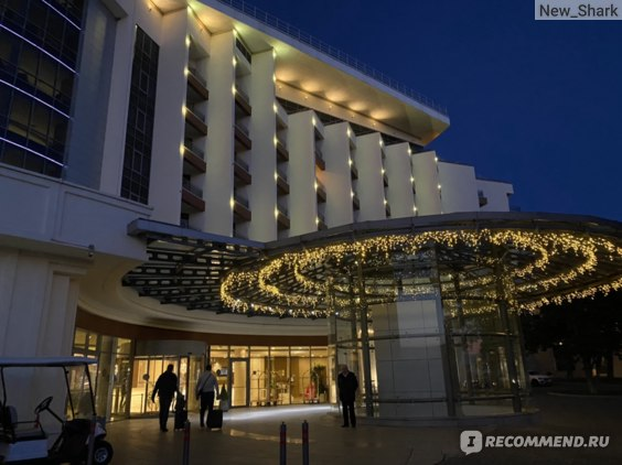 METROPOL Гранд Отель  5*, Россия, Геленджик фото