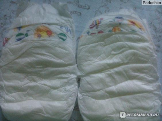 Подгузники Окей детские № 4 (7-18 кг). фото