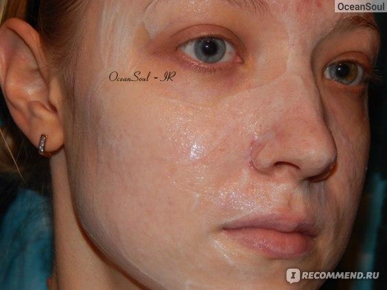 Маска для лица МейТан Очищающая пузырьковая 2-в-1 фото