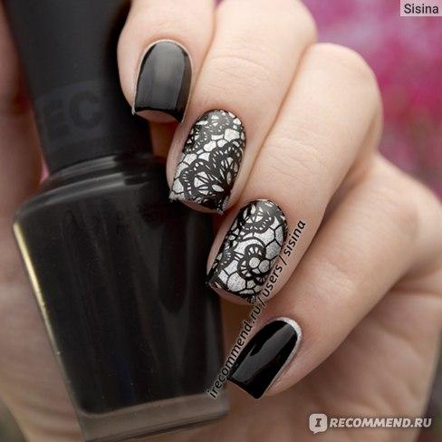 Дизайн ногтей на гель-лаке: слайдеры