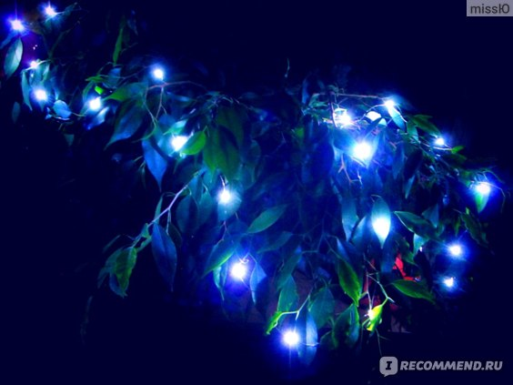 Гирлянда Aliexpress 2M 5M 10M 3AA Battery Powered Decorative LED copper wire Fairy String Lights for Christmas Holiday Wedding and Parties фото