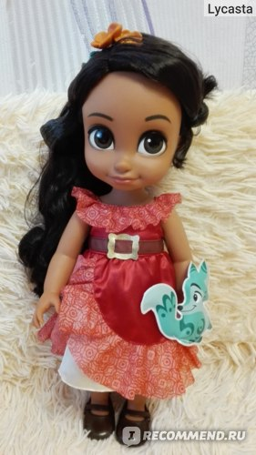 Disney Animators' Collection Elena of Avalor Doll - 16'' фото