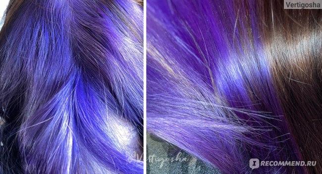 Волосы в деталях