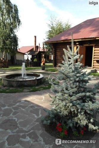 Красивая территория))