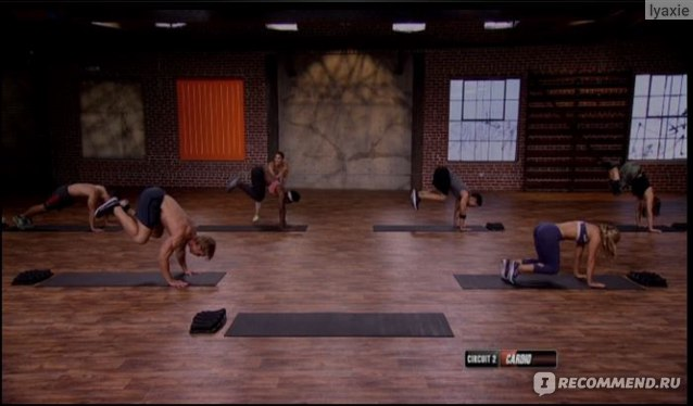 Jillian Michaels — BodyShred фото