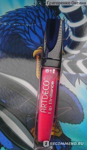Блеск для губ ArtDeco Lip Brilliance фото