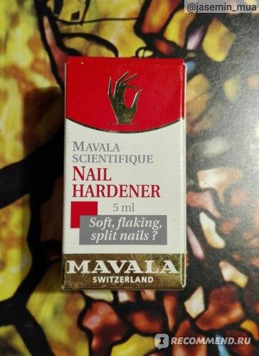 Средство для укрепления ногтей MAVALA SCIENTIFIQUE SCIENTIFIQUE