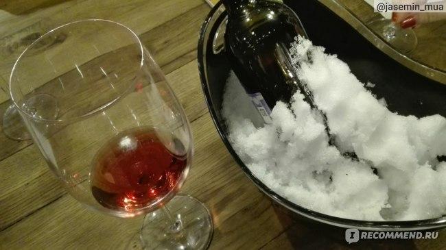 Вино сухое розовое Pago Ayles Ayles L  фото