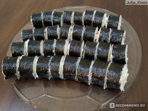 Машинка для приготовления роллов Aliexpress Sushi Maker Roller Rice Mold Sushi Bazooka Vegetable Meat Rolling Tool DIY Sushi Making Machine Kitchen Sushi Tool фото