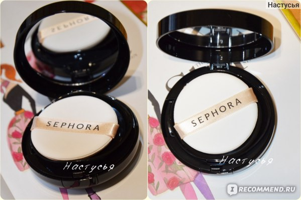 Тональная основа Sephora Wonderful Cushion фото