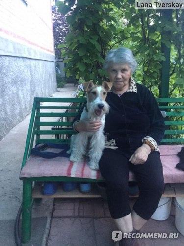 Джек с мамой, котороя его просто обожает