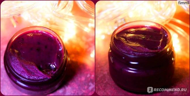 Мёд- суфле Medodiler С голубикой фото