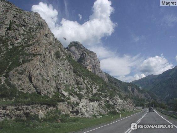 Гейзерное озеро, Горный Алтай фото