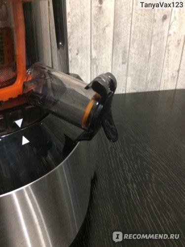Шнековая соковыжималка oberhof drucken q-12 фото