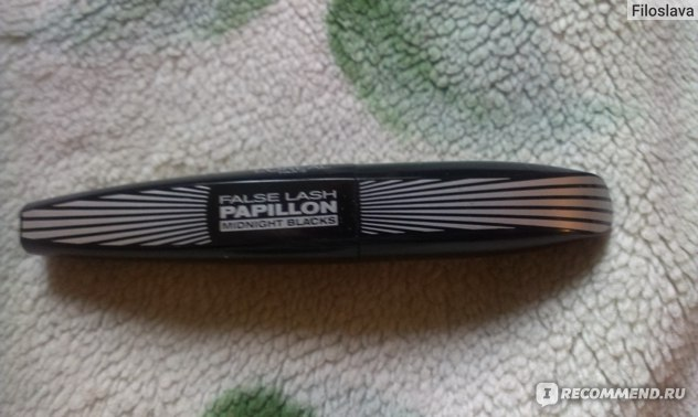 Тушь для ресниц L'Oreal False Lash Papillon Midnight Blacks фото