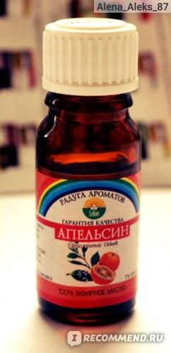 Апельсиновое масло «Радуга ароматов»