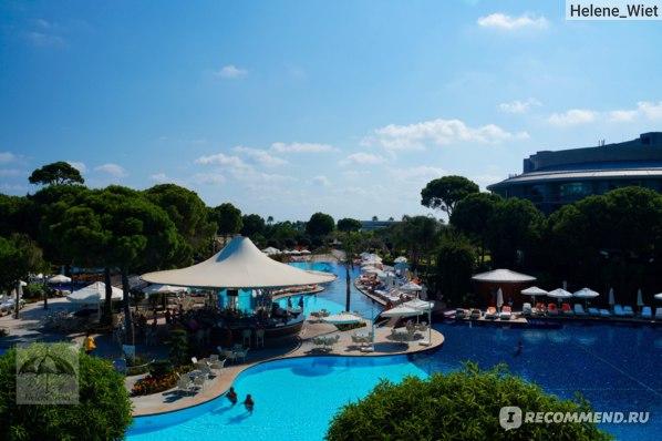 Calista Luxury Resort 5*, Турция, Белек фото