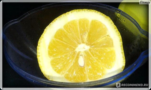 Контейнер БытПласт для лимона фото