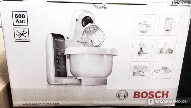 Кухонный комбайн BOSCH MUM 4855 фото
