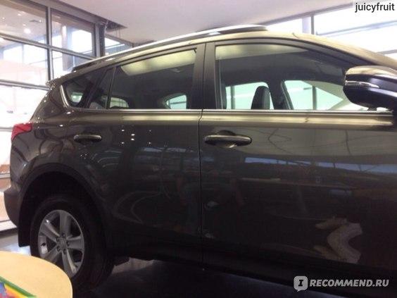Toyota Rav4 - 2014 фото