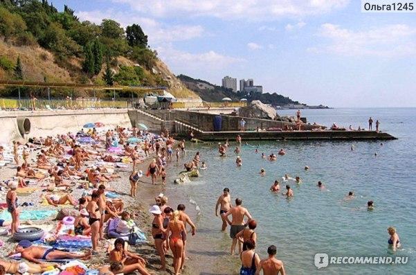 Городской бесплатный пляж
