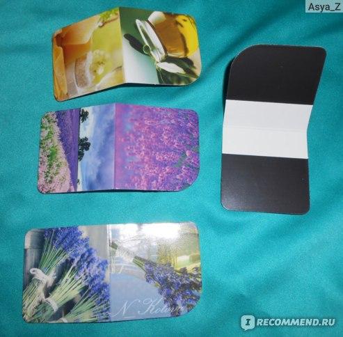 Магнитные закладки прованс №2 фото
