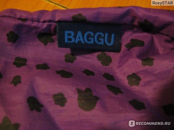 354ee4077333 BAGGU Авоська Багги - «Моя первая помощница!» | Отзывы покупателей