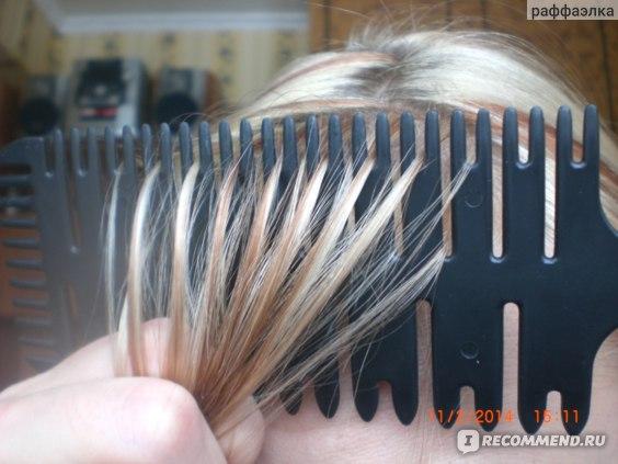 Расческа Hair Picker для мелирования фото