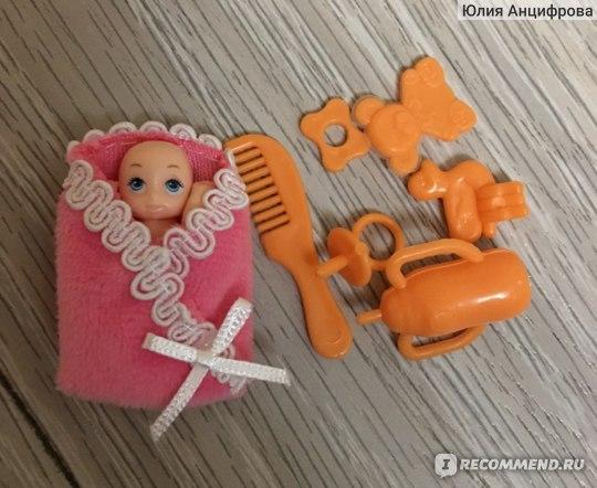 """Кукла Play the game Игровой набор """"Кукла София с малышом""""  фото"""