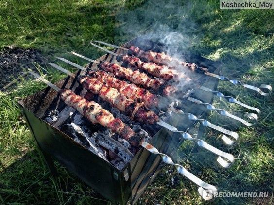 Шашлык деликатесный Мираторг Свинина фото