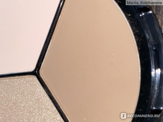 Палетка NYX Professional Makeup ТРОЙНАЯ ПАЛЕТКА ДЛЯ СКУЛЬПТУРИРОВАНИЯ. 3 STEPS TO SCULPT FACE SCULPTING PALETTE  фото