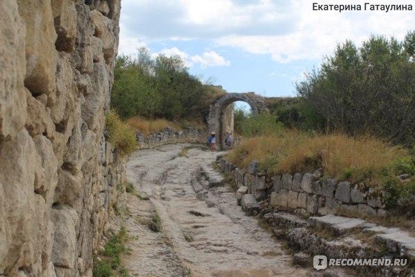 Чуфут-Кале, Бахчисарайский район, Крым фото