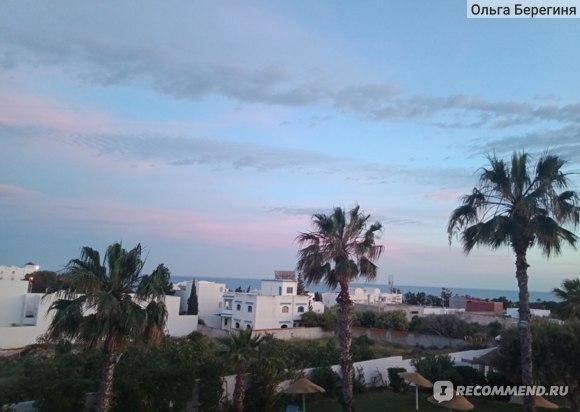 El Khalife 3*, Тунис, Хаммамет фото
