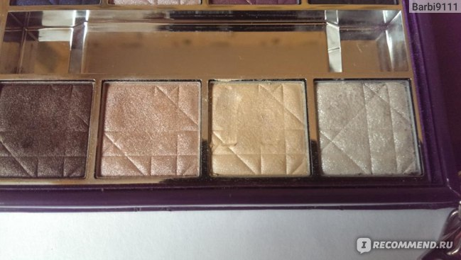 Тени для век Dior Cannage Color Eye Palette Collection voyage фото