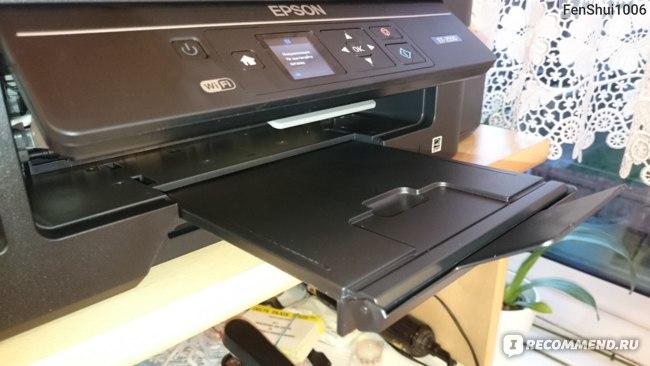 Принтер+сканер Epson ECOTANK ET-2550 фото