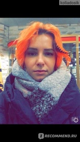 Оттеночный бальзам для волос Nu-pore Semi-permanent Color фото