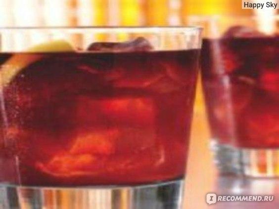 Безалкогольный коктейль Fresh Bar Black Jack / Блэк Джек фото