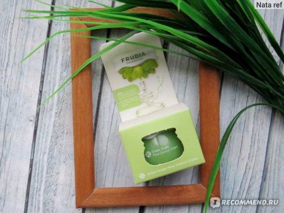 Крем для лица Frudia Green Grape Pore Control Cream фото
