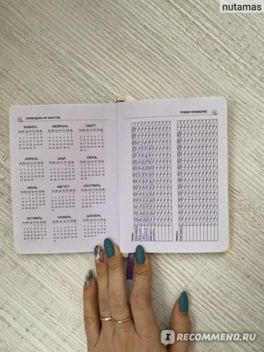 Календарь и трекер привычек
